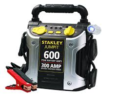 amazon com stanley j309 jump starter 600 peak 300 instant amps