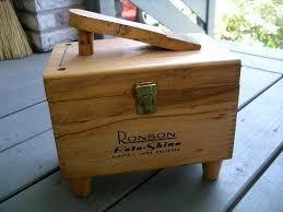Wood Box Plans Free Download by Shoe Shine Box Plans Free Plans Diy Free Download Make A Camper