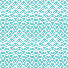 moroccan wrapping paper salma moroccan geometrics wrapping paper blue