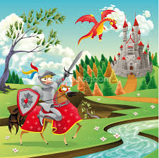 brave knight castle and dragon wallpaper wall mural wallsauce brave knight castle and dragon wall mural photo wallpaper