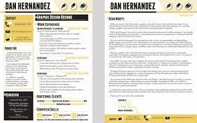 Stand Out Resume 50 Inspiring Resume Designs And What You Can Learn From Them U2013 Learn