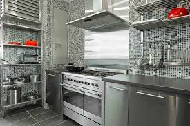 steel kitchen cabinet the modern style of stainless steel kitchen cabinets home design
