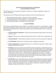lab report template word unique lab report template word best and various templates