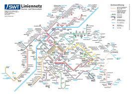 Boston Public Transportation Map by Transit Maps