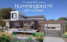 hummingbird h3 house plans leap adaptive small modern homes for the green generation california