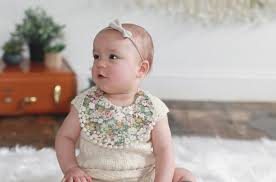 shabby chic vintage baby fashion that u0027s irresistibly adorable