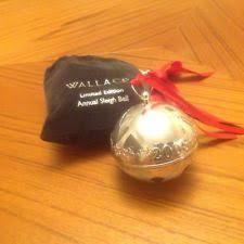 wallace sleigh bell ebay