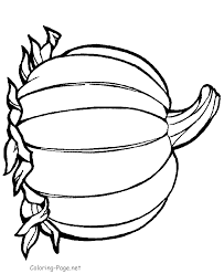 thanksgiving coloring pages pumpkin 3 clip library