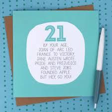 21st birthday cards lilbibby com