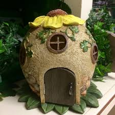 GARDEN FAIRY SUNFLOWER HOUSE  Irish Crossroads