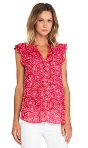latest and stylish spring summer wear tops for western girls by
