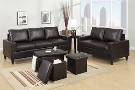 livingroom set bob kona 5 livingroom set in brown leather huntington