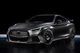 infiniti car q60 infiniti q60 black s concept hiconsumption