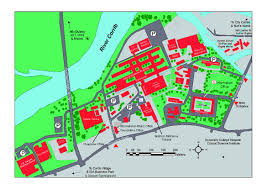 Ccu Campus Map Ims Map Maps Of The Indy Motor Speedway Grandstand Maps Track