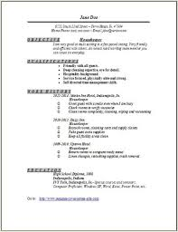 Housekeeping Resume Examples by Hospital Housekeeping Supervisor Resume Sample 3309