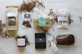 handmade food gift box eat boutique food gift