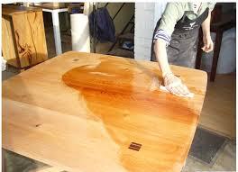 protection plan de travail bois cuisine huile pour bois naturelle spéciale plan de travail kunos 1l 17m2 en