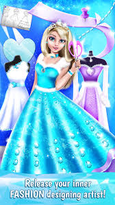 ice princess dress designer game for fashion girls on the app store
