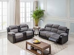 Recliner Sofa Suite California Jumbo Cord Manual Or Electric Recliner Sofa Suites