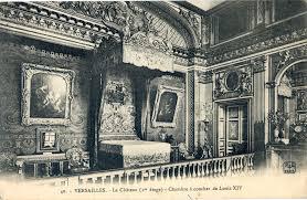 chambre louis 14 versailles versaillesn château chambre de louis xiv carte