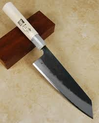 zdp 189 kitchen knives karaku aogami super bunka 165mm