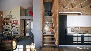 Industrial Loft Design by Download Loft Interior Decorating Buybrinkhomes Com