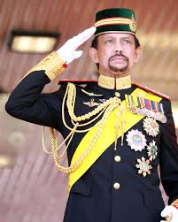 sultan hassanal bolkiah son viral what is the sultan of brunei doing in the middle of the road