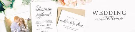 Single Card Wedding Invitations Wedding Invitations Match Your Color U0026 Style Free