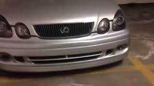 jdm lexus gs300 lexus gs 300 makes it to parking garage slammed youtube