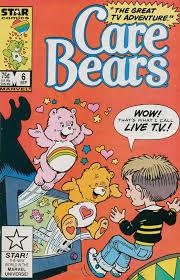 care bears vol 1 6 marvel database fandom powered wikia