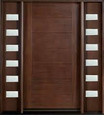 modern exterior front doors custom modern wood front door entry s from for designs designs