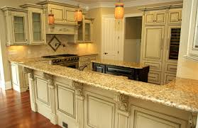 antique beige kitchen cabinets antique finish kitchen cabinets kitchen design ideas