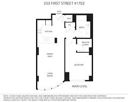 Kaufman Lofts Floor Plans by 333 1st Street 1702 San Francisco Ca 94105 Sold Listing