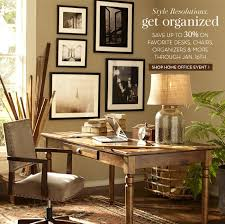 37 best pottery barn office images on pinterest office ideas