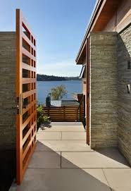 modern lake house decorating ideas wooden floors plan design modern lake guest house