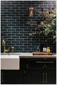 56 best kitchen in the black images on pinterest kitchen