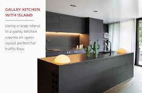 what is the best lighting for a galley kitchen galley kitchen layout ideas design tips inspiration