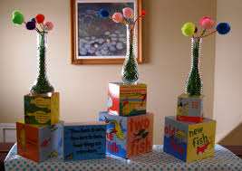 busy lizzy u0027s dr suess party decorations
