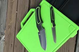 Gerber Kitchen Knives News Gear Car Camping Cutlery Gerber Freescape