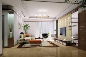 living room design nice construction modern minimalist living