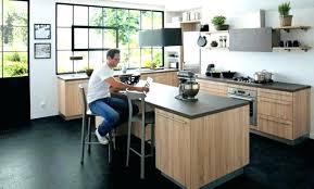 cuisine bois gris clair cuisine bois gris cuisine affordab mural cuisine en bois gris