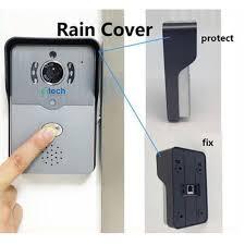 ifitech wifi smart video doorbell with mobile app
