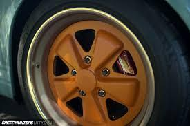 porsche fuchs wheels the perfect 911 singer does it again speedhunters