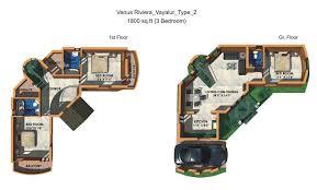 Home Floor Plans Under 1500 Sq Ft by Floor Plan Venus Riviera I