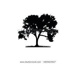 oak tree tattoos collection black ink oak tree design