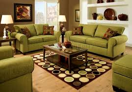 awesome design 10 green and brown living room ideas home design