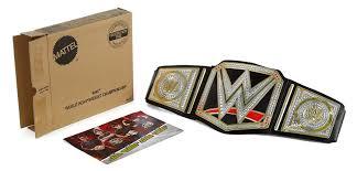 amazon wwe heavyweight championship belt ffp toys u0026 games