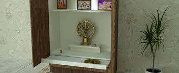 Puja Room Designs Pooja Room Interior Designers In Chennai Homelane