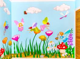 28 fairy wall murals swinging fairy fairy tale mural custom fairy wall murals bright and colourful fairies mural sacredart murals