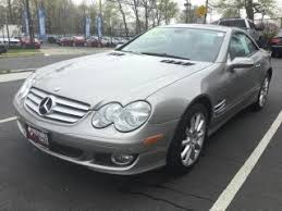 paramus mercedes used mercedes sl class for sale in paramus nj edmunds